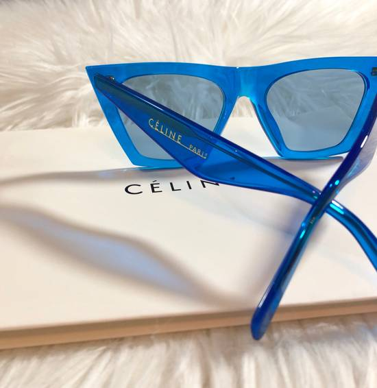 Celine Céline Edge Sunglasses Size ONE SIZE - 3