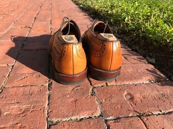 Allen Edmonds BB Walnut Strands Size US 10.5 / EU 43-44 - 5