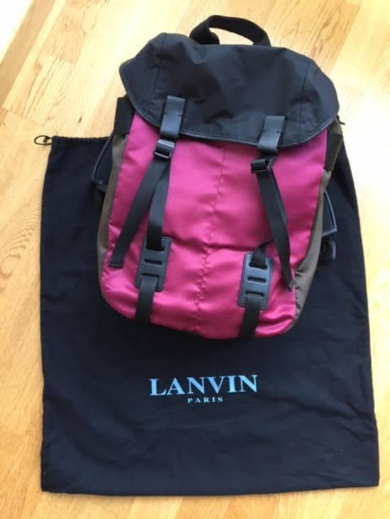 Lanvin BACKPACK Size ONE SIZE