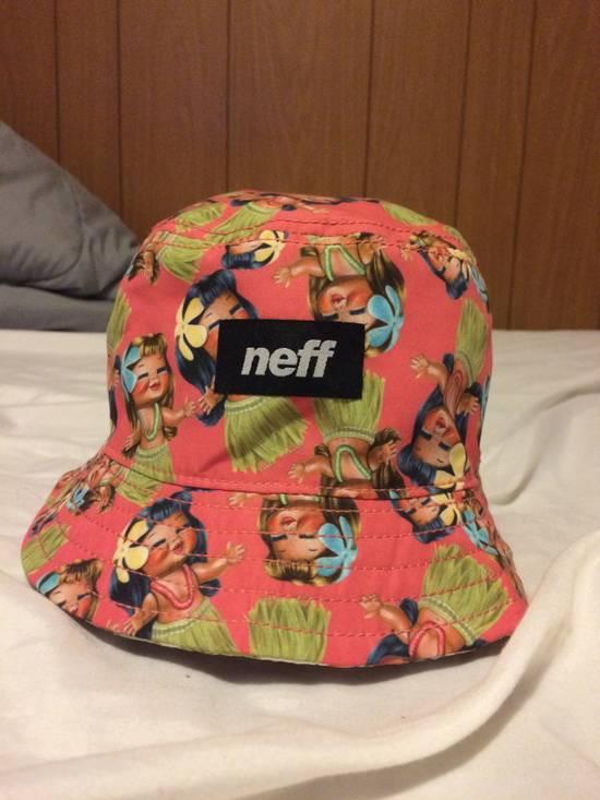 Neff Neff X Mac Miller Reversible Bucket Hat | Grailed