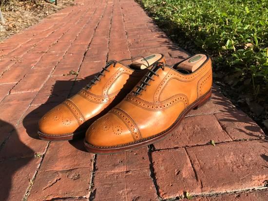 Allen Edmonds BB Walnut Strands Size US 10.5 / EU 43-44 - 1