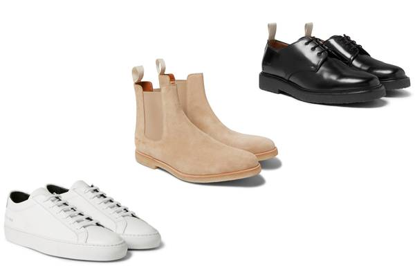 Bang for Your Buck: Common Projects Footwear