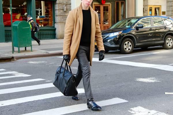 NYC Street Style: December 20, 2016