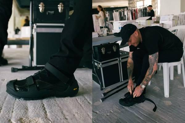 Behind The Drop: Matthew M Williams x Nike Free TR 3 SP