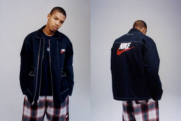 Supreme and Nike Work Together on New Workwear-Inspired Capsule