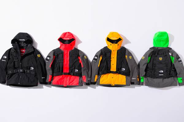 The North Face and Supreme Reunite to Revive RTG Series