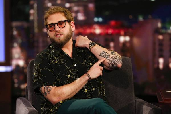 Inspired: Jonah Hill