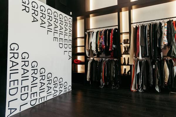 Inside Grailed Los Angeles