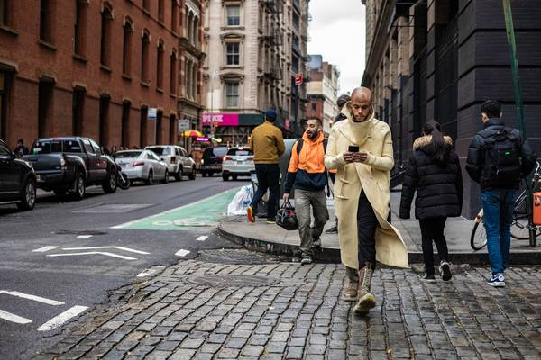 NYC Street Style: November 22, 2018
