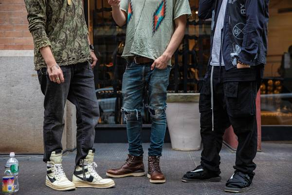 NYC Street Style: September 27, 2018