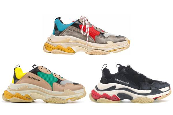 Classic or Trash: Balenciaga Triple S
