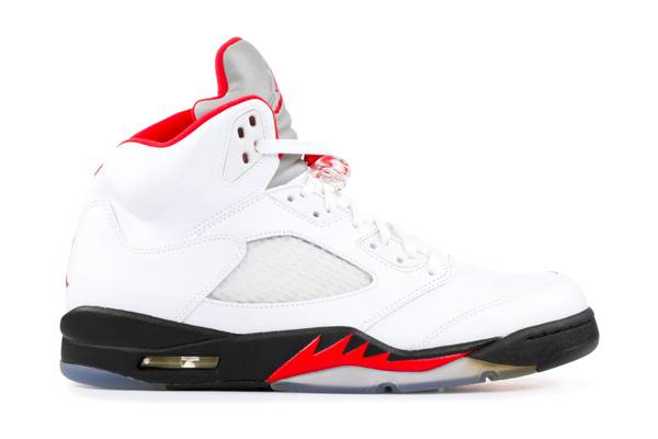 A History of the Air Jordan V
