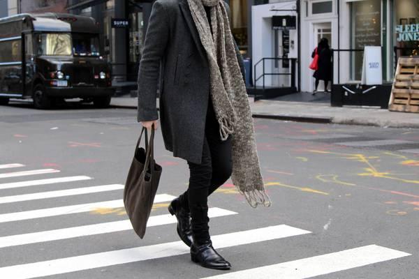 NYC Street Style: December 13, 2016