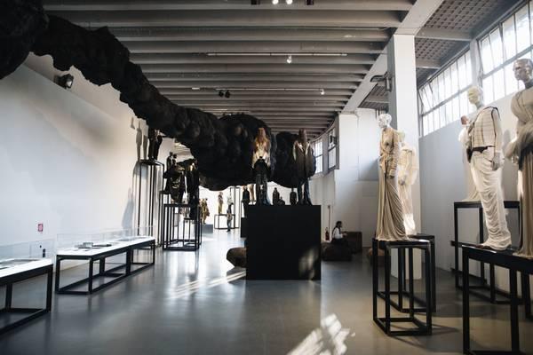 Visiting Rick Owens' Triennale di Milano Retrospective