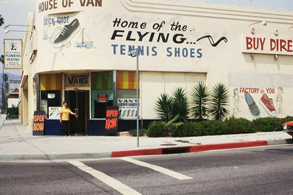 The Vans Story
