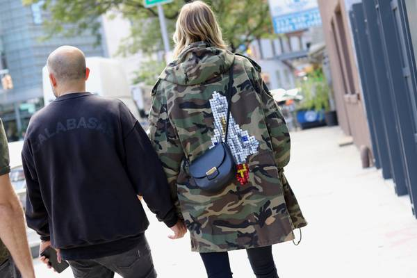 NYC Street Style: October 5, 2017