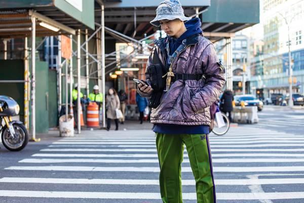 NYC Street Style: December 13, 2018