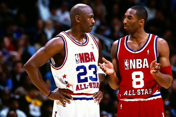 A Quick History of the NBA All-Star Jersey