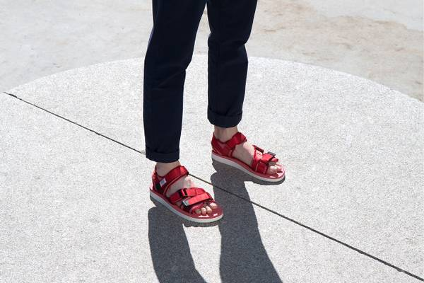 Surfaced: Sandals