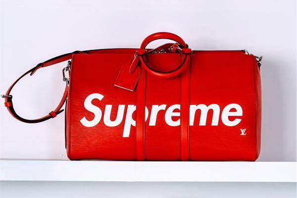 Louis Vuitton And Supreme Take Center Stage At Paris Fashion Week