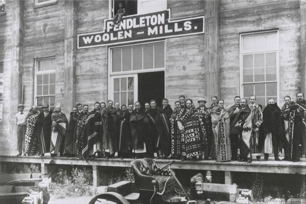 Weaving Past into Present: The Lineage of Pendleton