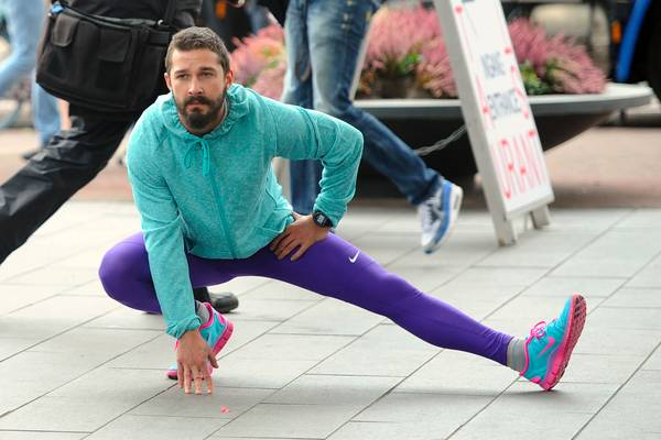 Inspired: Shia LaBeouf