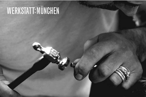 Master Craftsman: Klaus Lohmeyer's Werkstatt:München