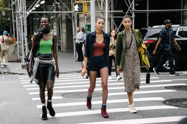 New York Fashion Week Street Style: Women's Spring/Summer 2020