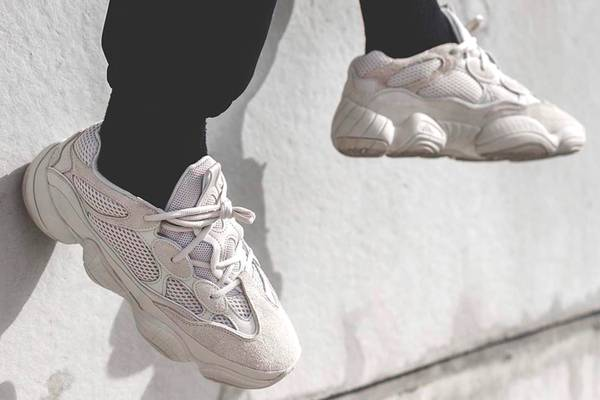 "The Yeezy Desert Rat 500 ""Blush"" Drops This Weekend"