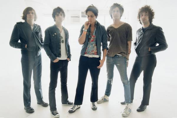 The Strokes, Hedi Slimane and New York Post-Punk Revival Fashion