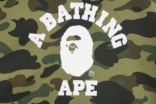 The History of BAPE
