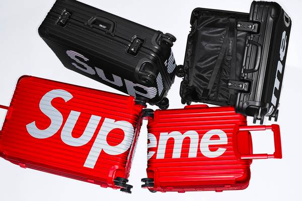 Supreme Announces Collaboration with Rimowa