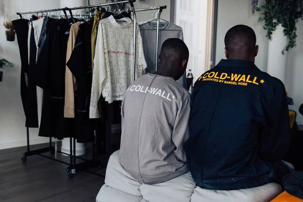 A-Cold-Wall*, GmbH Among Semifinalists for the 2018 LVMH Prize