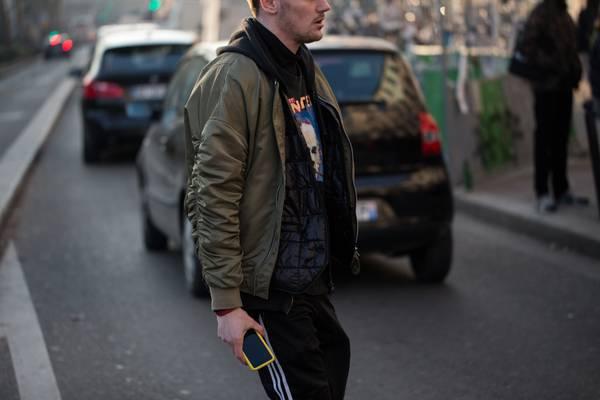 Paris Fashion Week Street Style: Fall/Winter 2017 [Updated]