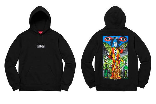 Supreme's Other Collab of the Week Features Artists Gilbert & George