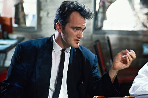 Quentin Tarantino's Love Affair With the Black Suit