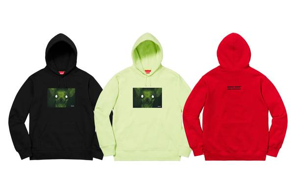"""""""Rubber Johnny"""": Supreme Debuts Capsule with Visual Artist Chris Cunningham"""