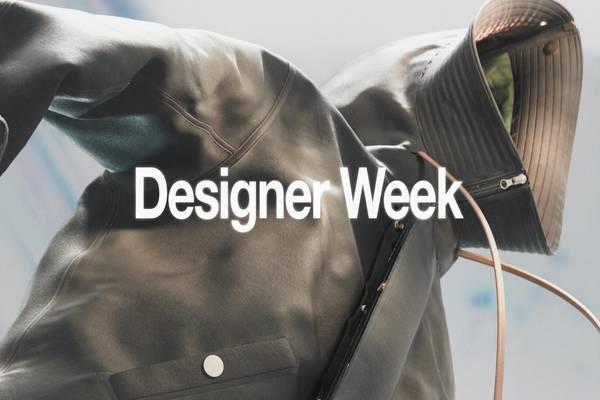 Designer Week: No Invites Necessary