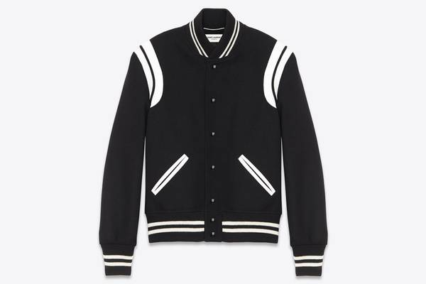 Two Budgets, One Look: Varsity Jackets