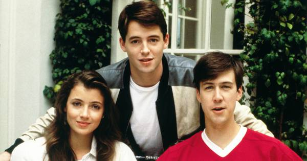 Movie Night #3: Ferris Bueller