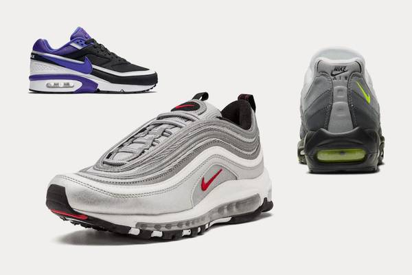 The 10 Most Impactful Air Max Models Ever Released