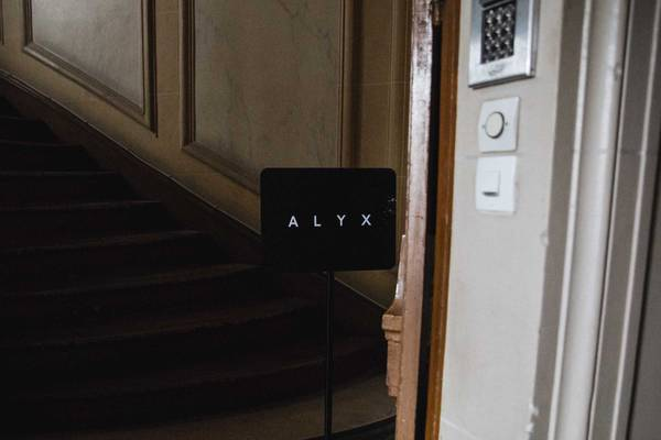 Views From the Showroom: A Conversation with Alyx's Matthew Williams