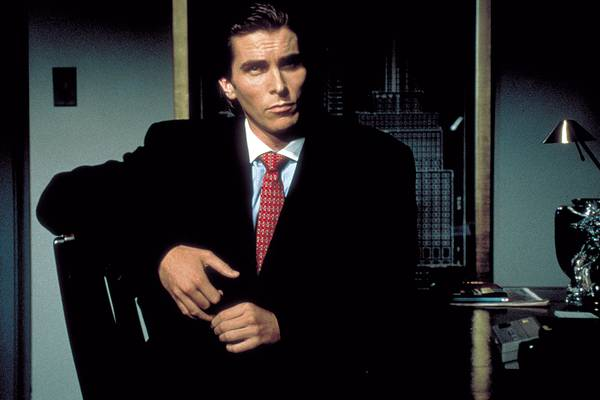 Patrick Bateman: Sartorial Killer and Runway Muse