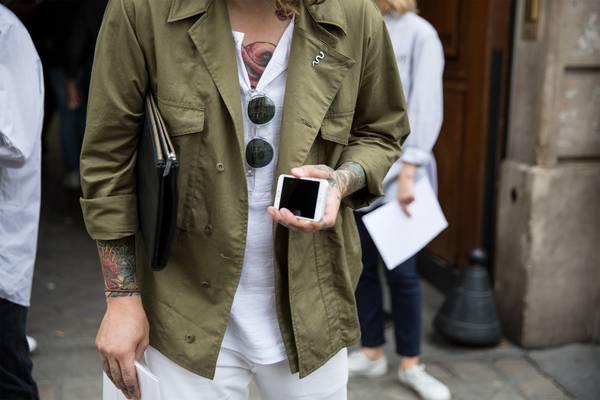 Paris Fashion Week Street Style: Spring/Summer 2017