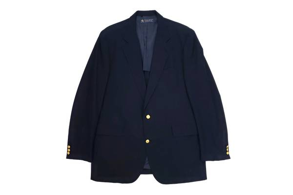 The Foundation: Brooks Brothers Navy Blazer