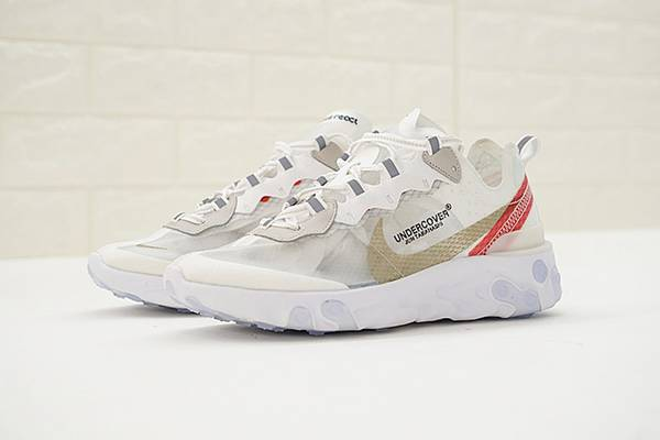 Undercover and Nike Tease New Colorways for the React Element 87