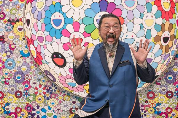 From Kanye to ComplexCon: A Brief History of Takashi Murakami