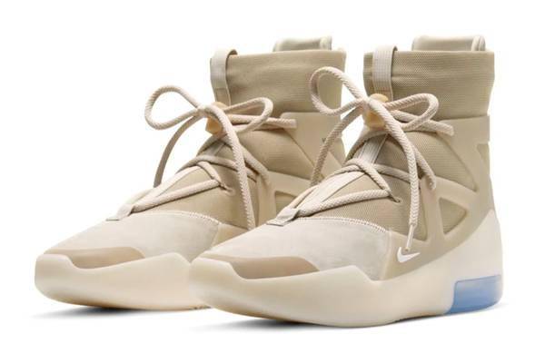 "Nike Air Fear of God 1 ""Oatmeal"" Release Info"
