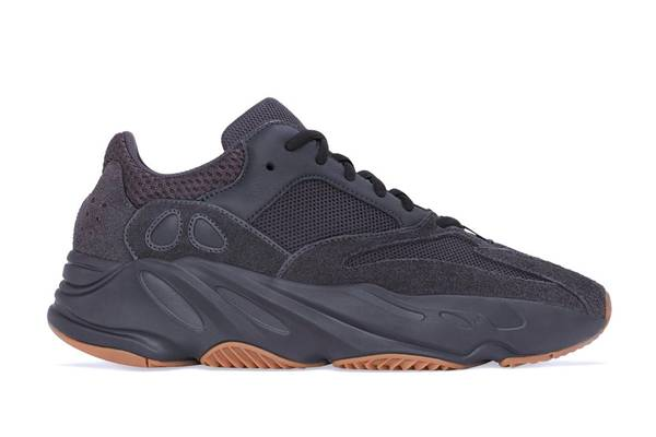 "Yeezy Boost 700 ""Utility Black"" Drop Info"