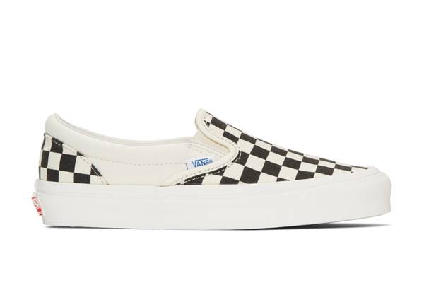 The Foundation: Vans Slip-On